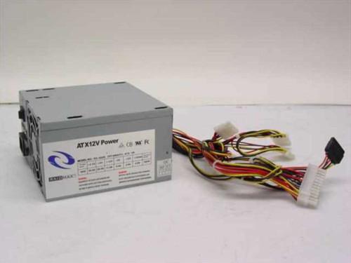 RaidMax RX-380K (KY-480ATX)  380W Power Supply ATX12V Power