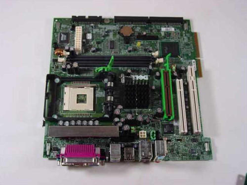 Dell 02X378  Dual System Socket System Board