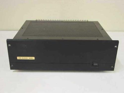 PS Audio 100c  Power Amplifier