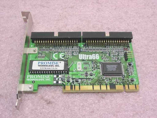 Dell IDE Hard Drive PCI Controller Card Promise Ultra66 (3544T)