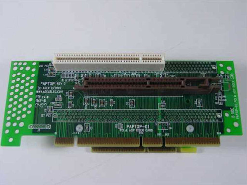 Adex PAPTXP-01  PCI & AGP RISER CARD