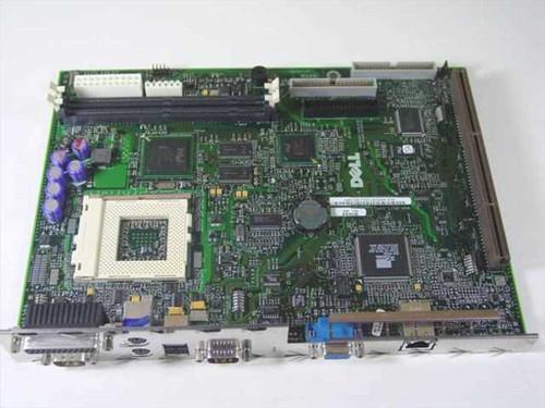 Dell 00036XMT  System board PIII socket 370