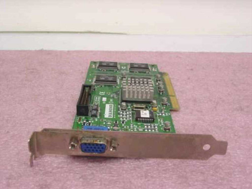 DIAMOND MULTIMEDIA 23130029-401   AGP Video Card