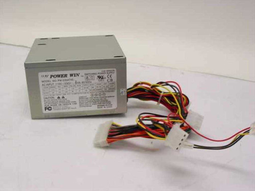 Power Win PW-235ATXE  235W ATX Power Supply