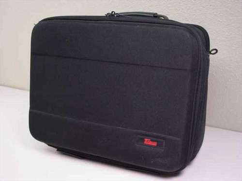 Targus 15x13x6  Black Laptop Carrying Case Bag Hard