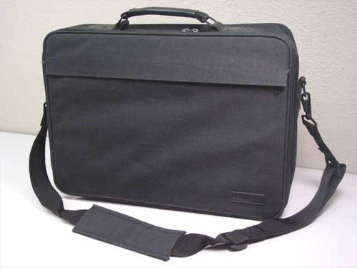 Compaq Black  Laptop Carrying Case Bag Soft
