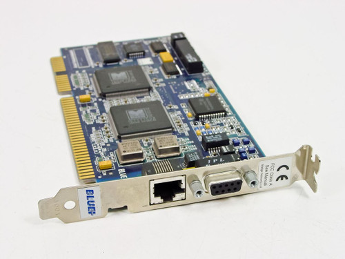 Madge Straight Blue 16/4 ISA Network Card (152-320-02)