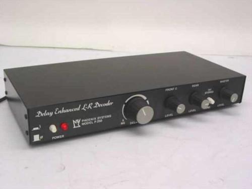 Phoenix Systems P-250  Delay Enhanced L-R Decoder