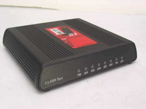 Boca Research MV.34xxx  Fax/Data Modem 33.6bps