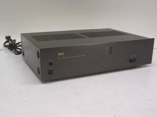 NAD 2140  Stereo Power Amplifier