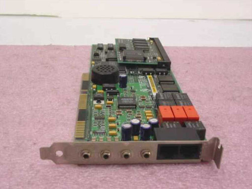 Intel 642746-001  ISDN Phone Card ISA-16 w/ DSP Board