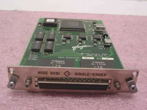 QLogic SP1610402-01  Wide SCSI Single Ended Card