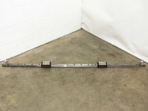 "Custom 64.5""Linear Slide Actuator with Pillow Box UG9K83"