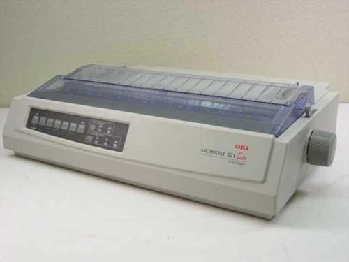 Okidata GE7100A  ML-321 Turbo 9 pin Dot matrix Printer