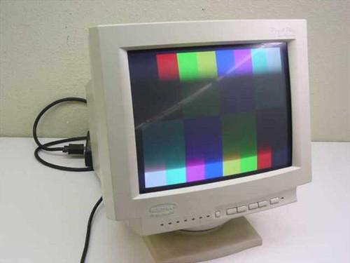 """Sceptre P511  15"""" color Monitor"""