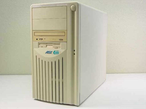 AST Adventure Plus 5166  Cyrix 133MHz, 16MB Ram, No HDD Tower Computer