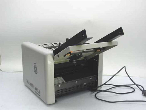 Martin Yale Ind. 1501  Autofolder with Instruction Video - No Receiving Tray