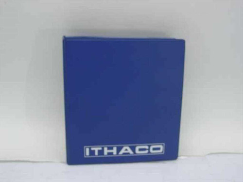 Ithaco Model 3981  PC Lock-In Amplifier Instruction & Maintenance Man