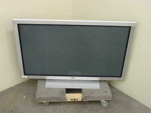 "Akai PDP5016H  50"" HD Plasma sceen TV Monitor (Cracked Screen)"