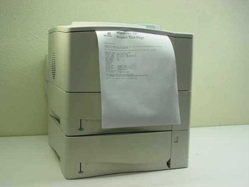 HP C8052A  HP 4100 DTN LaserJet Laser Printer