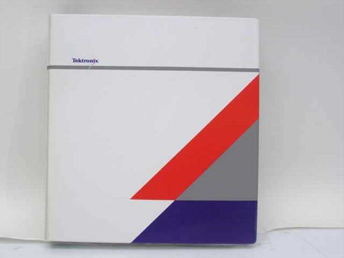 Tektronix 070-8835-00  TLS 216 Logic Scope Programmer Manual