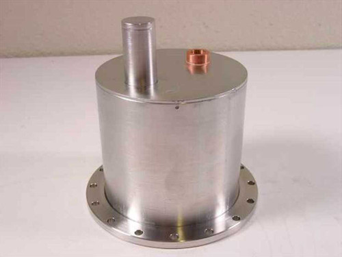 Custom 122mm Flange   High Vacuum Fitting Chamber