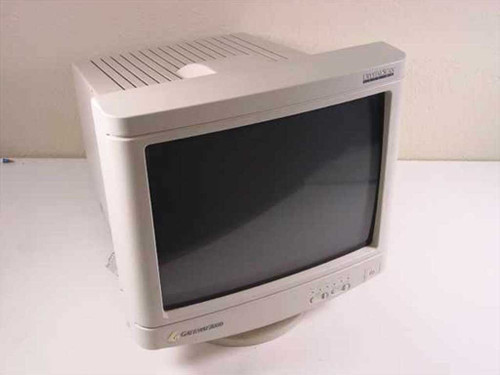 Gateway 2000 CS1572DG  15'' color monitor Crystal Scan
