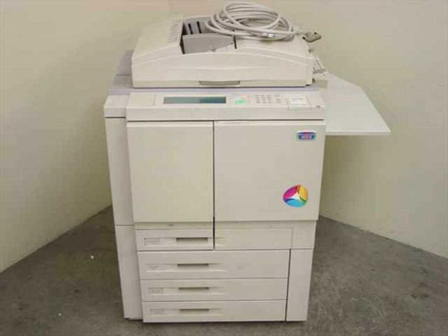 Canon 800S  Color Laser Copier with Error Code for Parts