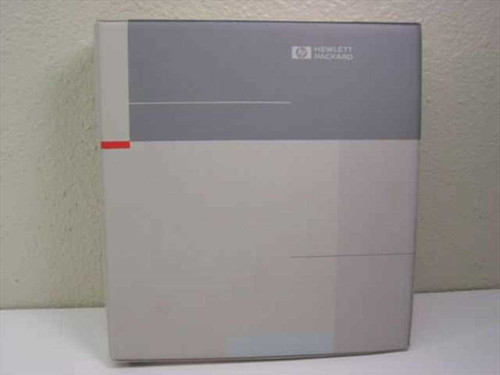 HP 8510C Network Analyzer  Operating and Programming Manual