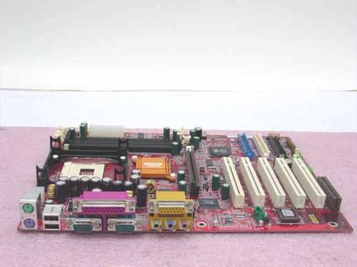 MSI MS-6547   645 Ultra333 Socket PGA478B System Board