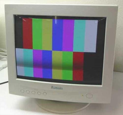 Komodo K73PA  17'' CRT Monitor