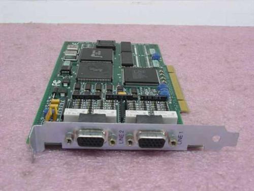 Digi 50000606-01  Acceleport C/X PCI I/O Host Adapter