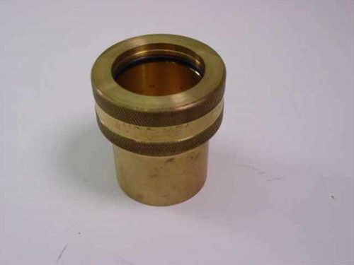 MDC 410012  Brass Coupling with O-ring