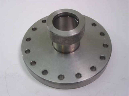 "MDC N/A  Flange Assembly 6"" OD, 4.5"" ID to 1.5"" center"