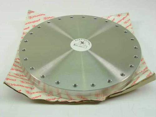 "Huntington Labs 1000-000-T  Flange 10"" OD"