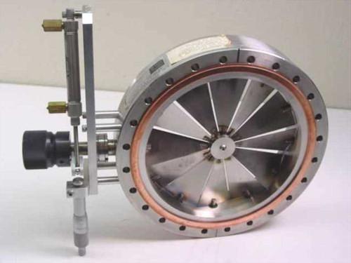 Kurt J Lesker CC-10UHV  Multi Vane Flow Control - Hi Vac Chamber