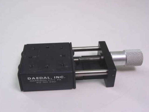 Parker Daedal  1.75 Inch  Precision Slide - Micrometer Screw