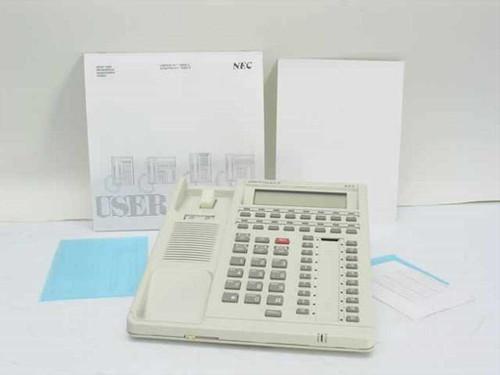 NEC Dterm Series II  16-Button Phone - 560150
