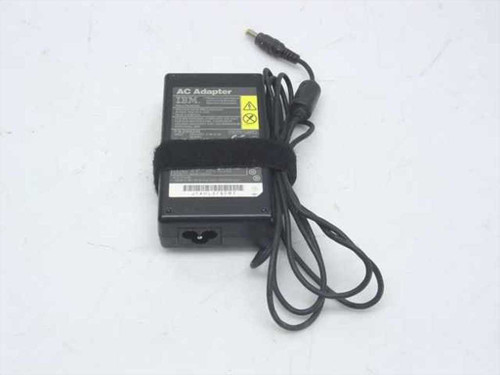 IBM 83H6339  AC adapter 16 VDC 3.36 A Barrel Plug