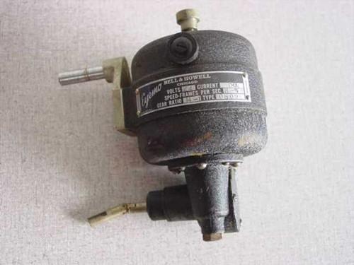 Bell & Howell 05096  Eyemo Film Camera Motor 24 VDC
