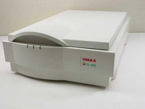 Umax 960123-03  S-6E Scanner - SCSI interface