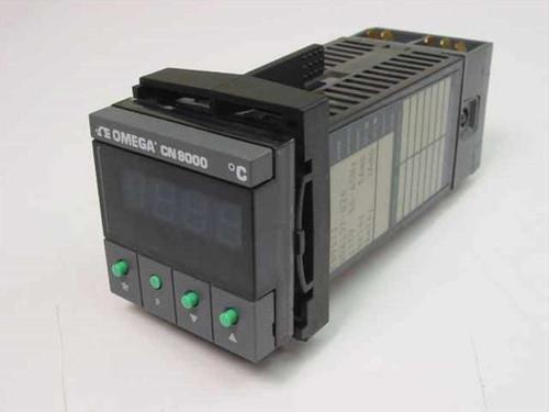 Omega CN9111 WD6137-026  Temperature Controller 115VAC 3A & 5 A Relay