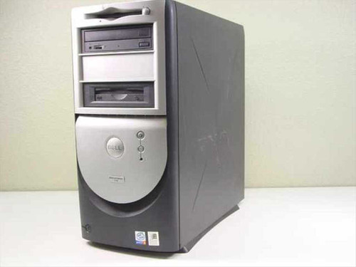Dell Dimension 8100  Pentium 4 1.3Ghz 128MB RAM CD-RW ZIP 250