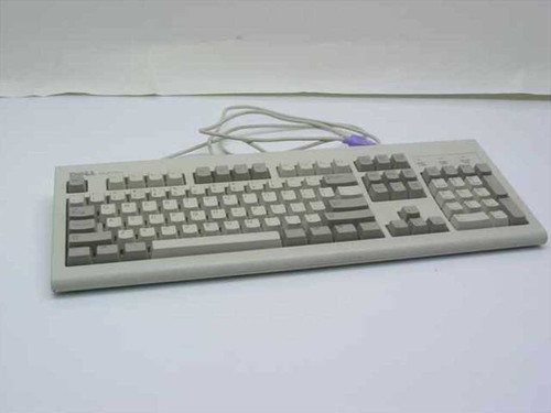 Dell PS/2 Keyboard Quiet Key Keyboard (463CD)