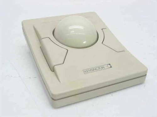 Kensington 62360  2 Button Trackball Mouse Turbo Mouse ADB - FOR M