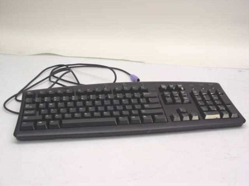 Dell PS/2 Keyboard 104 Key Black RT7D00 (025PGG)
