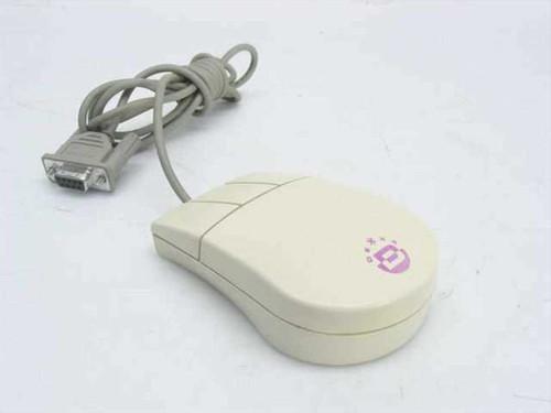Logitech M-M31-9F  3 Button Serial Mouse