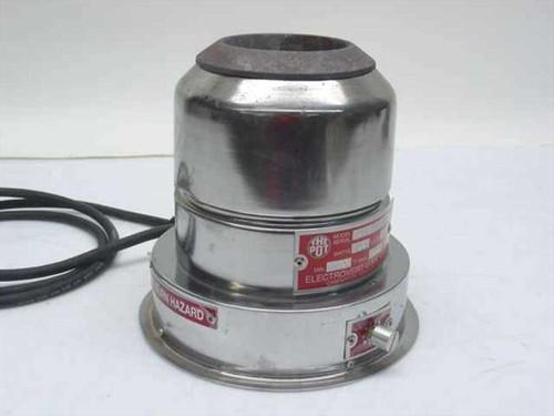 Electrovert 132  Solder Pot 500W 120V 300-1000F Temperature Range