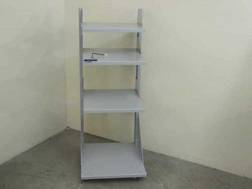 Metal Rack Shelf  Computer/Test Equipment Storage Rack