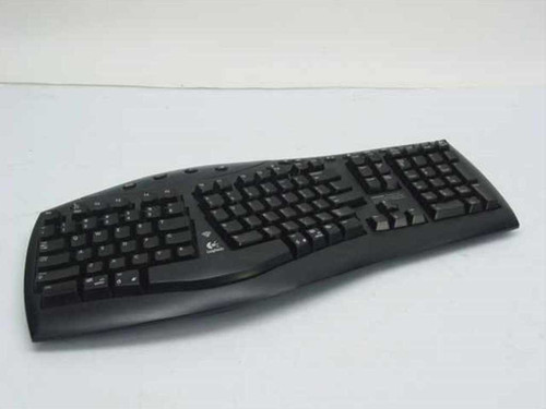 Logitech 867245-0100  Cordless desktop pro keyboard